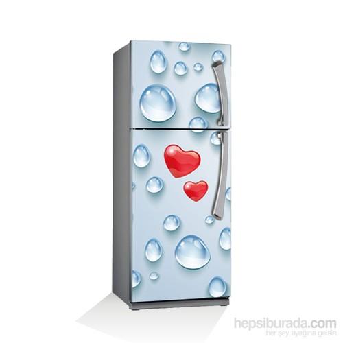 Artikel Kalp Damlası Buzdolabı Stickerı Bs-116