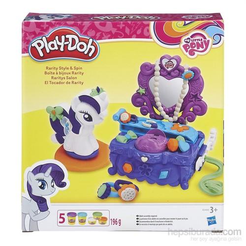 Play-Doh Rarity Güzellik Salonu
