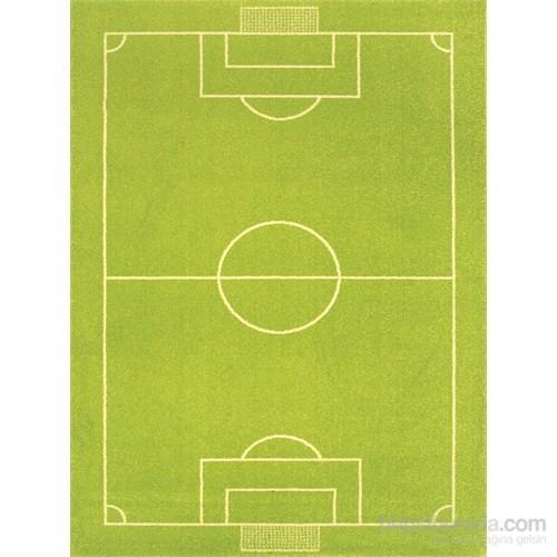 İvi Futbol Sahası Oyun Halısı / 100x150 cm