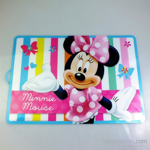 Disney Minnie Amerikan Servis
