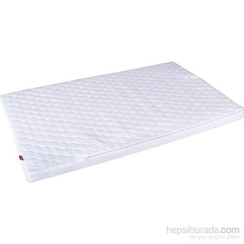 Moje Oyun Parkı Yatağı Micro Mebran Beyaz Sünger / 65*95*5