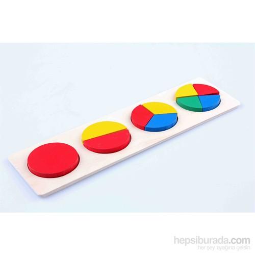Learning Toys Wooden Montessori Blocks