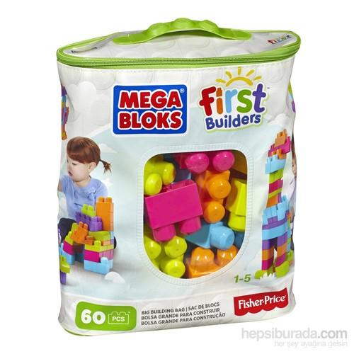 Mega Bloks 60Lı Blok Torbaları Yeşil