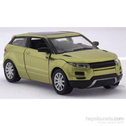 Sesli Metal Araba Yeşil