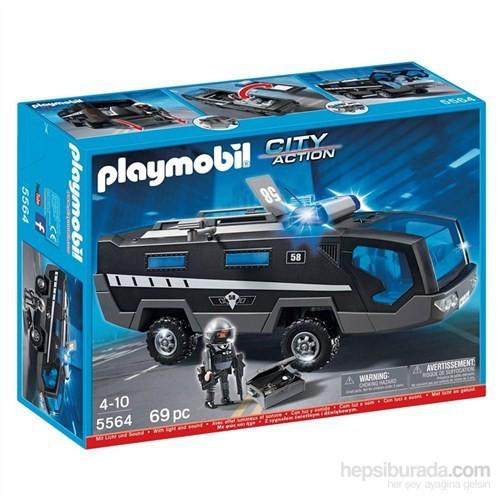 Playmobil Zırhlı Polis Aracı