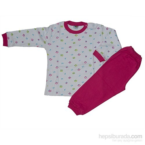 Emzik Bebe Pijama Takım