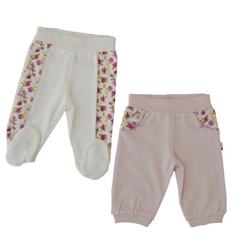 Baby Center 2 Li Tek Alt Ayaksız Pantolon