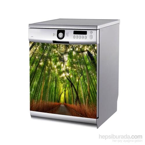 Artikel Ağaçlı Yol Bulaşık Makinası Stickerı Bs-140