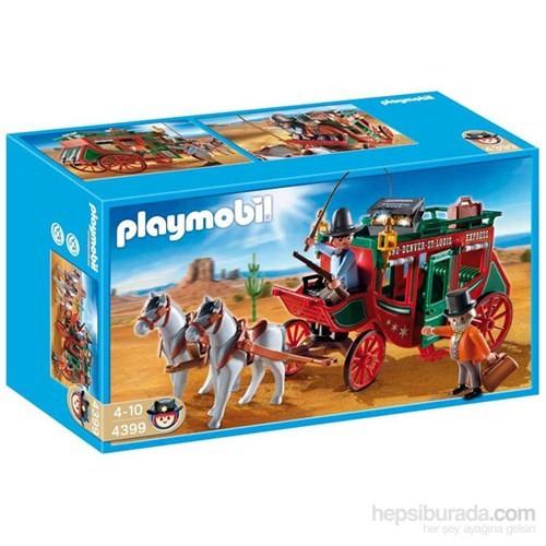 Playmobil Vahşi Batı- Ekspress At Arabası