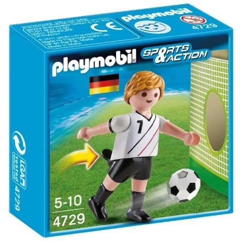 Playmobil Futbolcu / Almanya
