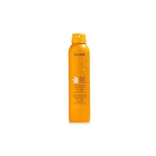 Babe Transparent Sunscreen Wet Skin Spf50 200Ml