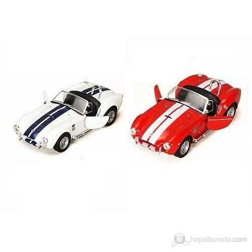 1:32 1965 Shelby Cobra 427 S/C (Beyaz)