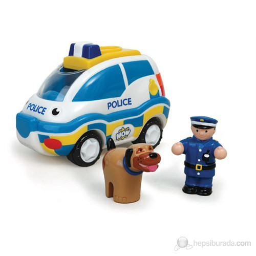 Wow Oyuncak Polis Charlie Takipte (Police Chase Charlie)