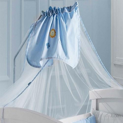 Dinoboo Little Baby Blue Cibinlik 180X500 Cm