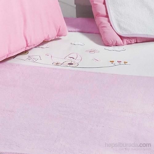 Dinoboo Little Baby Pink Halı 100X150 Cm