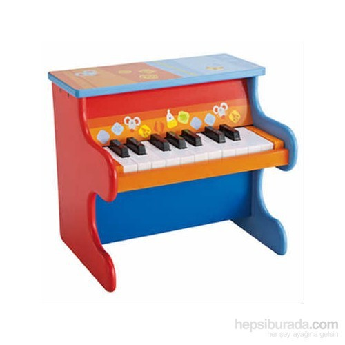 Sevi Ahşap Piyano 33 cm