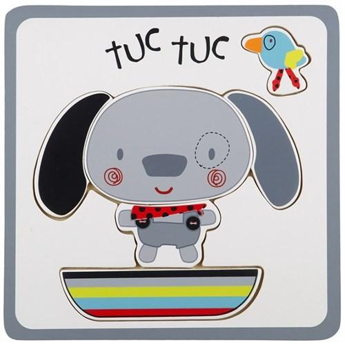 Tuc Tuc Tahta Puzzle, Korsan
