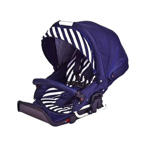 Pajero Alu Spor Koltuk Lacivert Zebra 01P