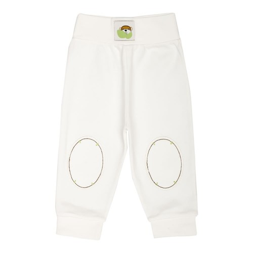 Minou Organik Pantolon/Pijama Ekru