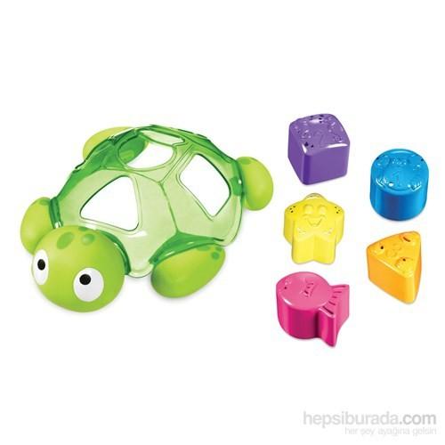 Munchkin Shape Shorter Banyo Kaplumbağa Oyuncağı Bultak