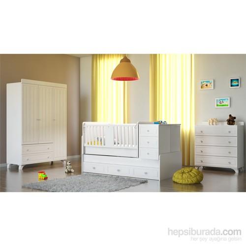 Babi Baby Asya Bebek Odası Takımı