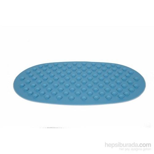 Miny Baby Banyo Küvet Kaydırmaz Paspas / Mavi