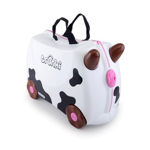 Trunki Çocuk Bavulu İnek Frieda