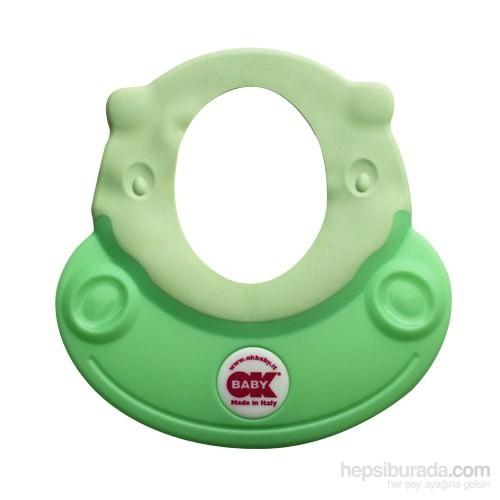 Okbaby 3829 Hippo Banyo Siperliği Yeşil
