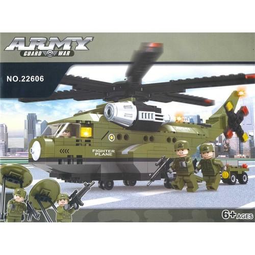 Ausini 22606 Askeri Set 452 Parça