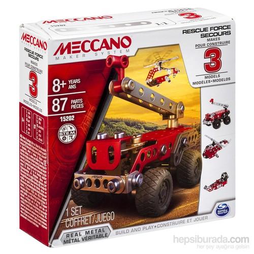Meccano Meccano 3 Model Set