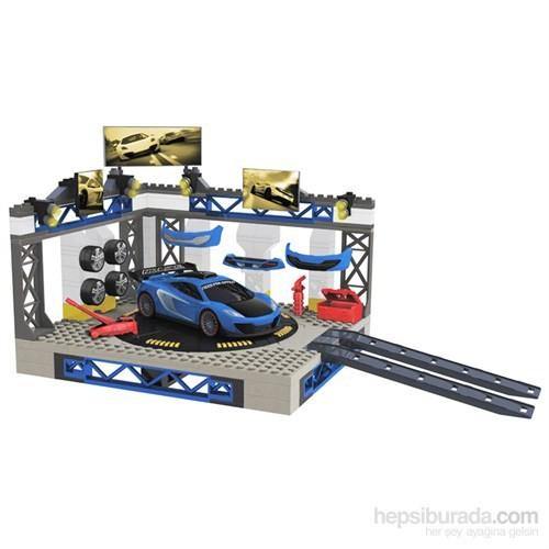 Mega Bloks Need For Speed Mclaren Custom Garage