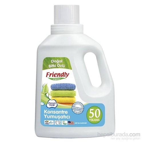 Friendly Organik Konsantre Yumuşatıcı 50 Yıkama