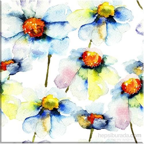 Çiçekler Kanvas Tablo