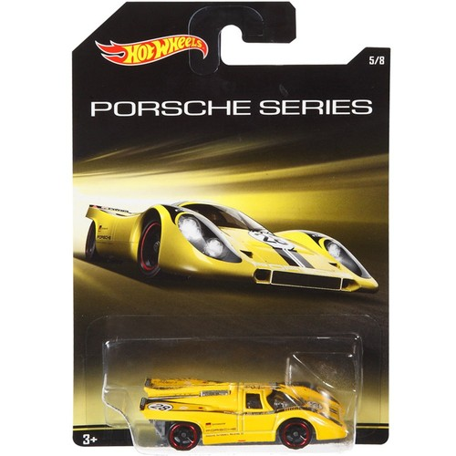 Hot Wheels Porsche Serisi Porsche 917K Oyuncak Araba