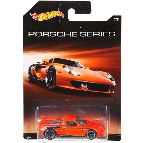 Hot Wheels Porsche Serisi Porsche Carrera Gt Oyuncak Araba