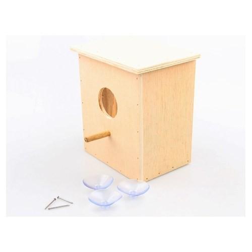 Bluezen My Spy Bird House Gözlemlenebilir Kuş Yuvası