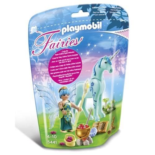Playmobil Unicorn Ve Şifacı Peri 5441
