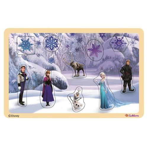 Simba Eichorn Frozen Tutmalı Ahşap Puzzle