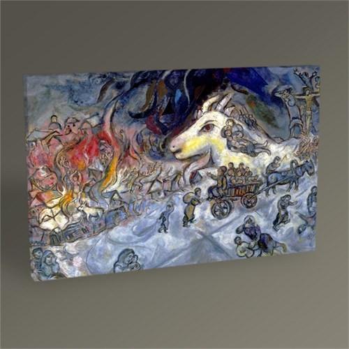 Tablo 360 Marc Chagall War Tablo 45X30
