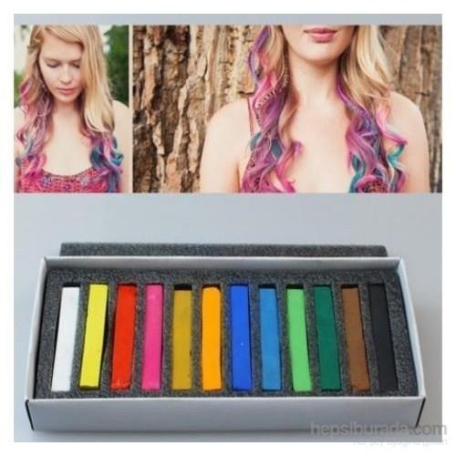 Practika Magic Hair Saç Tebeşiri 12 Renk