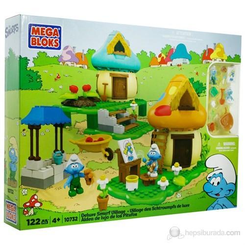 Mega Bloks Şirinler Köyü Oyun Seti