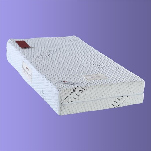 Wellmatt Coco 50X90 Organik Bebek Yatağı