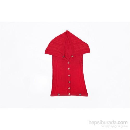 Moms Cotton Triko Kundak Red Passion