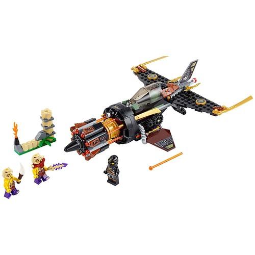 Lego Ninjago Boulder Blaster 70747