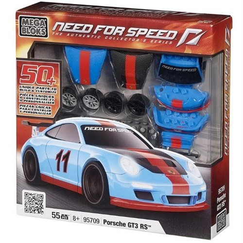 Mega Bloks Need For Speed Porsche Gt3 Rs Özel Paket