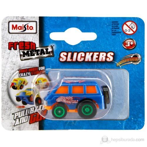 Maisto Fresh Metal Slickers Van Oyuncak Araba