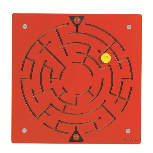 Beleduc Duvar Oyunu-Labirent 40X40 Cm