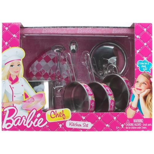 Barbie Mutfak Seti Model 6