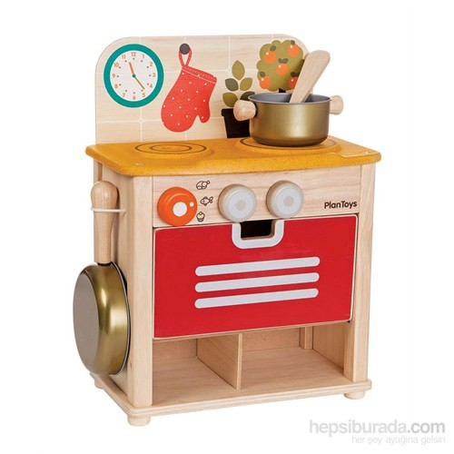 Plantoys Mutfak Seti (Kitchen Set)