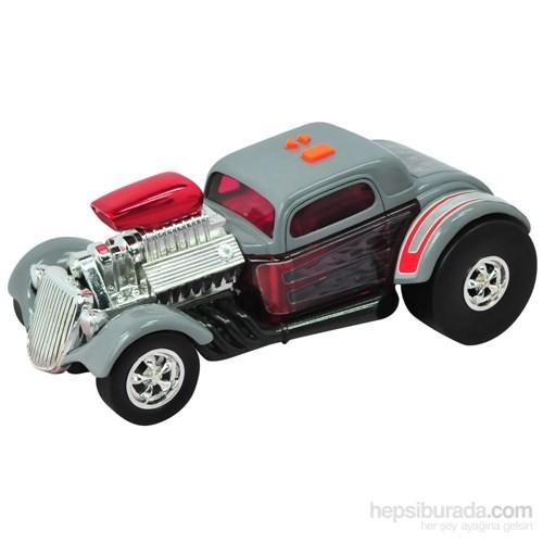 Road Rippers Rock Roller Hotrodsesli Titreşimli Klasik Araç